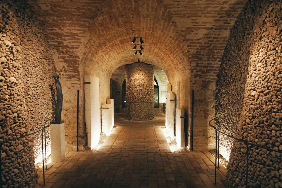 Brno crypt