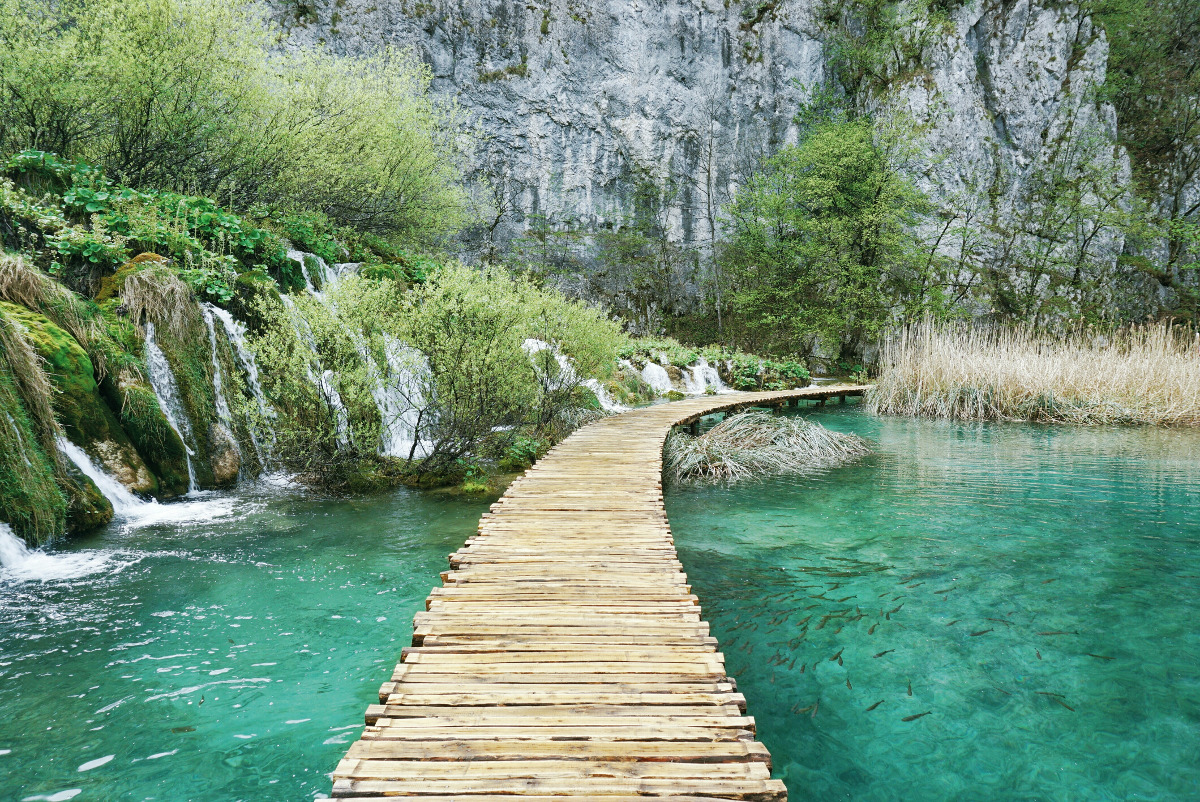 Welcome to the Plitvice Lakes - Croatia's surreal beauty