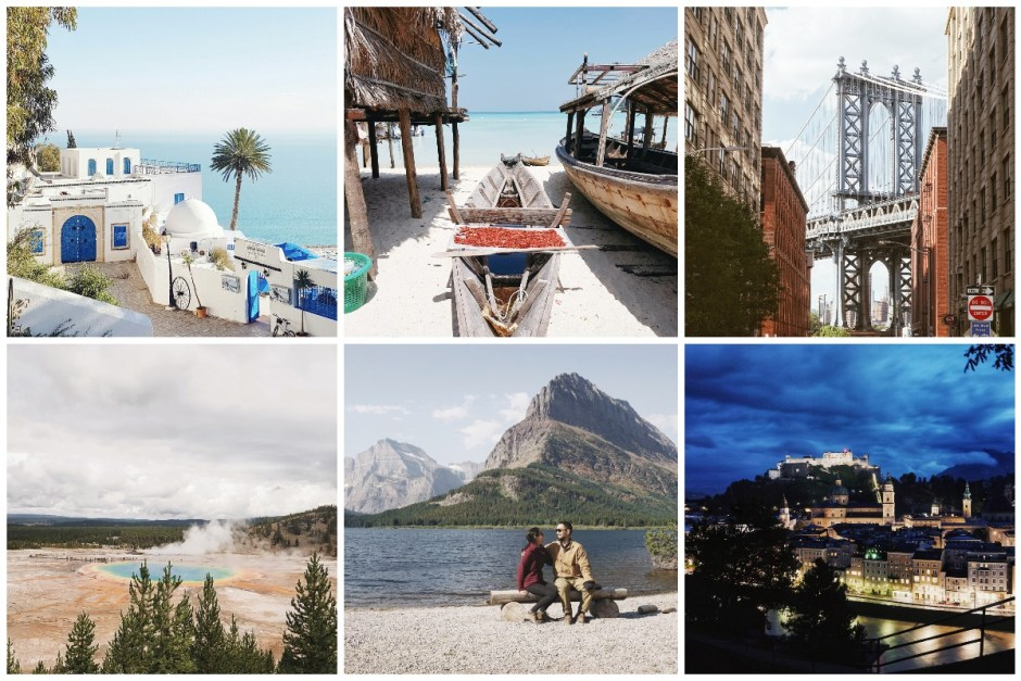 Instagram travel photography inspiration