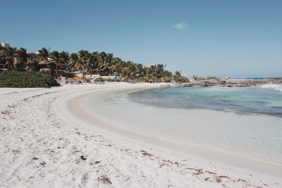 best snorkeling in the Riviera Maya