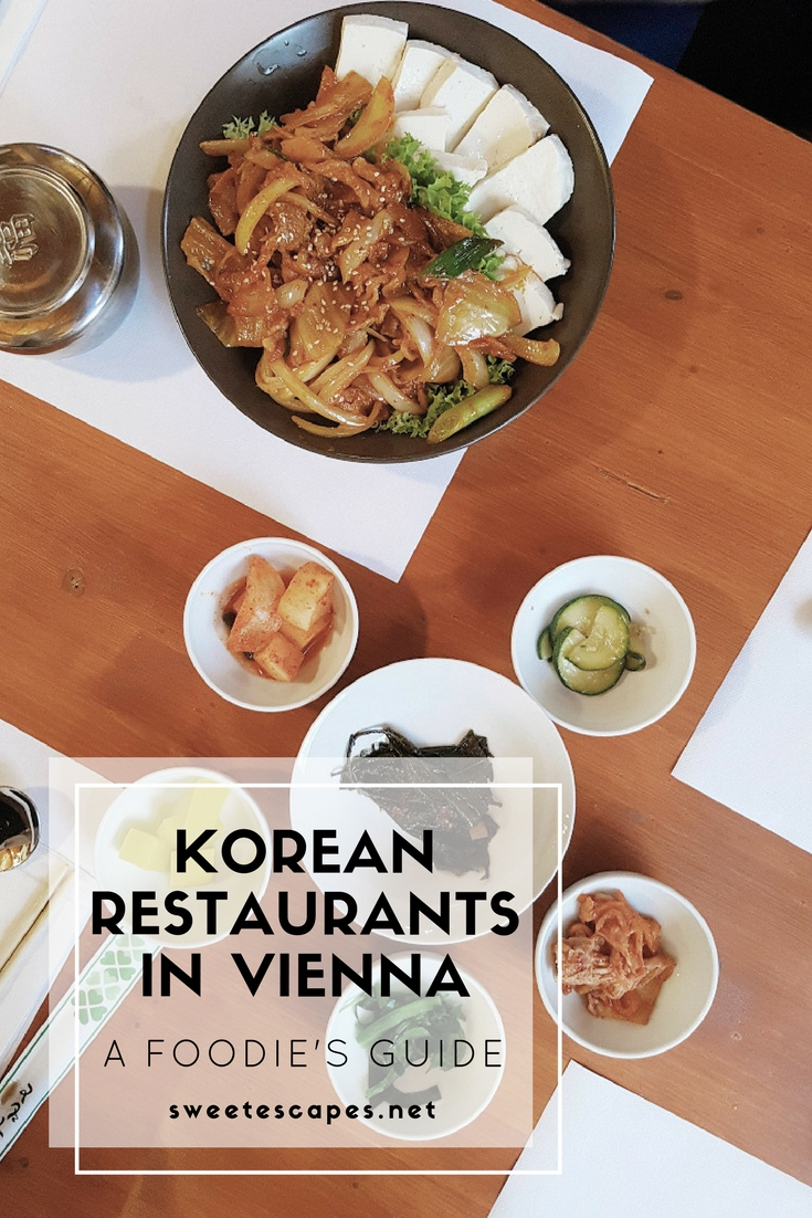 Korean Restaurants In Vienna Where To Eat Sweetescapes