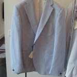 Kitsuné cotton blazer | credit: Tres Bien Shop via Flickr
