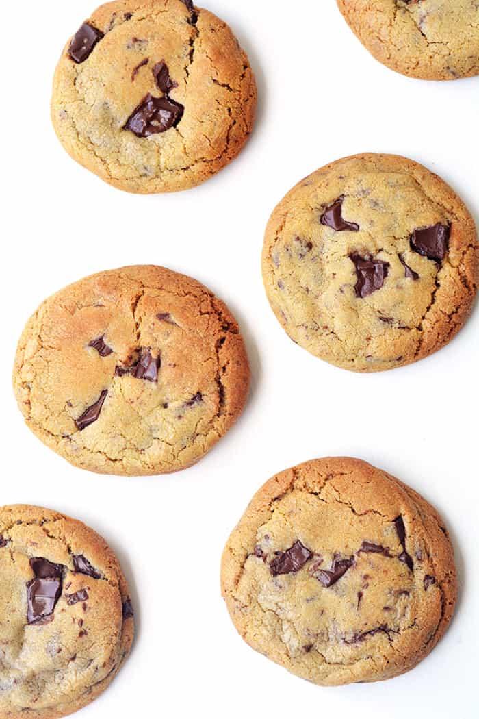 Big Fat Chocolate Chip Cookies