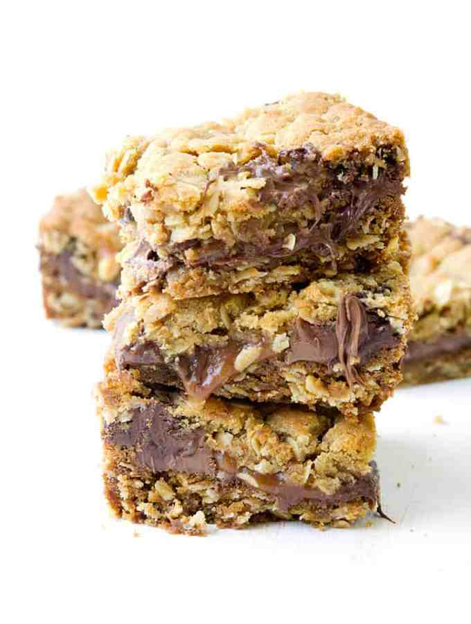 Nutella Caramelitas | Sweetest Menu