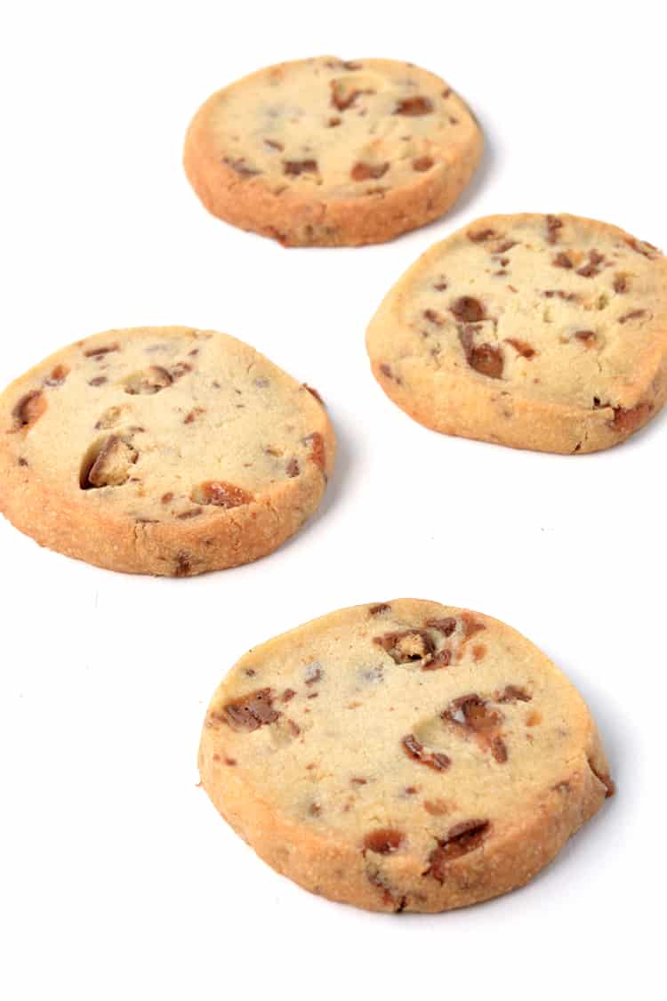 Twix Slice And Bake Cookies