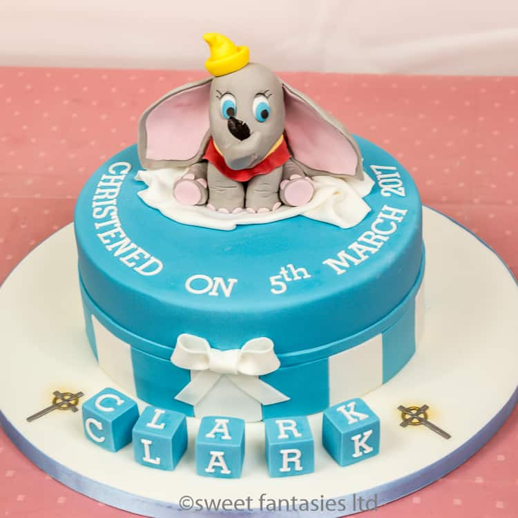 How To Choose A Christening Cake Design Sweet Fantasies Cakes