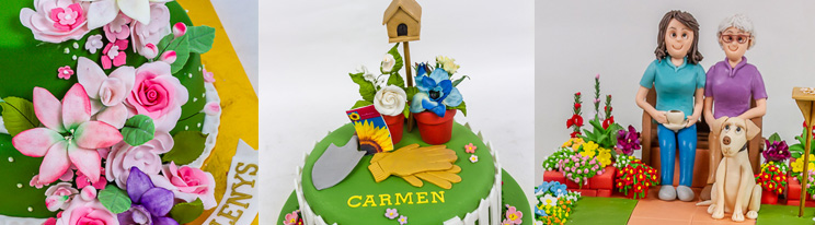 Cake Ideas for Gardeners