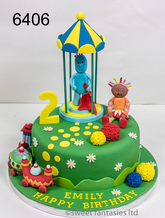 girls birthday cakes gallery 3, sweet fantasies