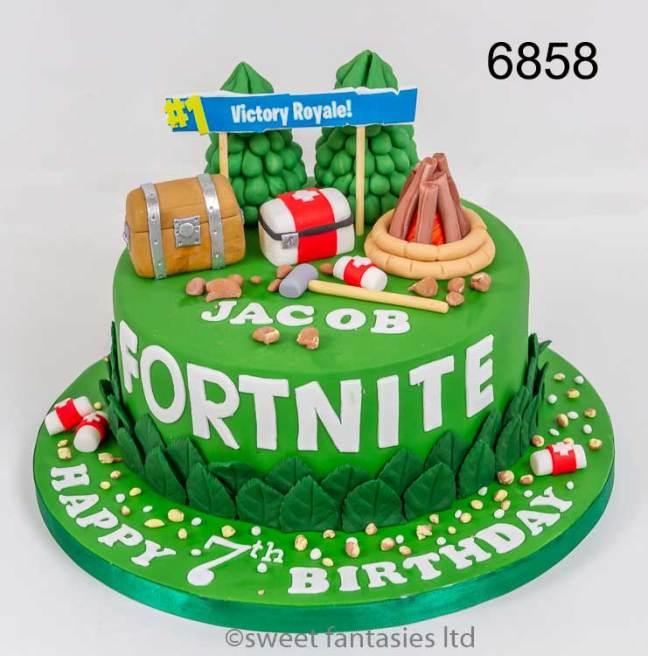 Cakes for Boys, Fortnite Cake