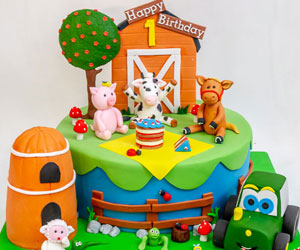 birthday cakes for boys - sweet fantasies cakes