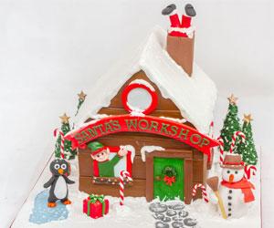Christmas Cake Ideas - sweet fantasies