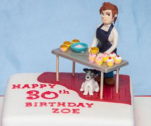 Birthday cake ideas for ladies gallery 5 - sweet fantasies