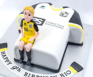 sports cakes gallery 1 - sweet fantasies cakes
