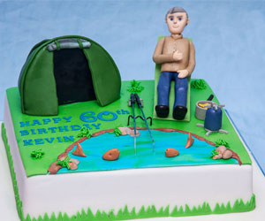 sports themed cakes, gallery 2 - sweet fantasies cakes