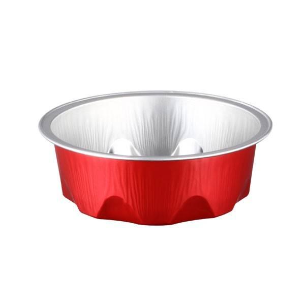 Aluminium Foil Mini Baking Cup 34 oz Sweet Flavor