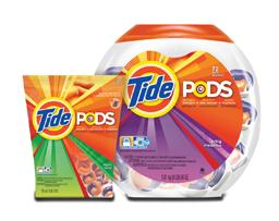 free tide pods sample