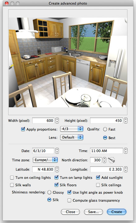 Features use and tips thread: Sweet Home 3d 2 6 And More Sweet Home 3d Blog