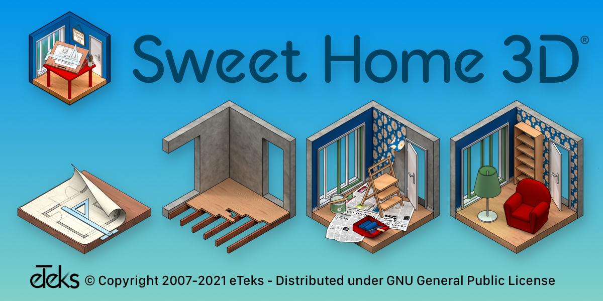 Sweet home 3d portable 6.6 kostenlos in deutscher version downloaden! Sweet Home 3d Blog