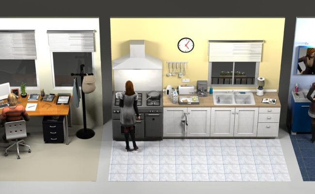 Furniture Libraries 1 3 Sweet Home 3d Blog