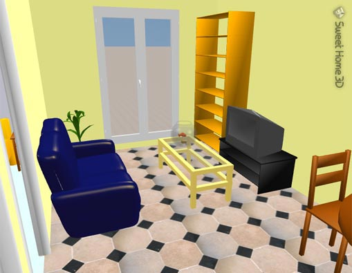 Download the latest version of sweet home 3d for mac for free. Sweet Home 3d Gallery