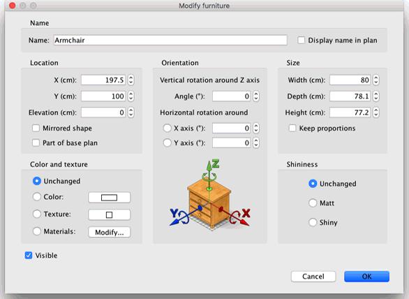Ekstrak plugin dan struktur sesuai keinginan anda (di rekomendasikan di. Sweet Home 3d User S Guide