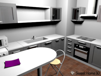 Sweet Home 3D Free Interior Design Application For
