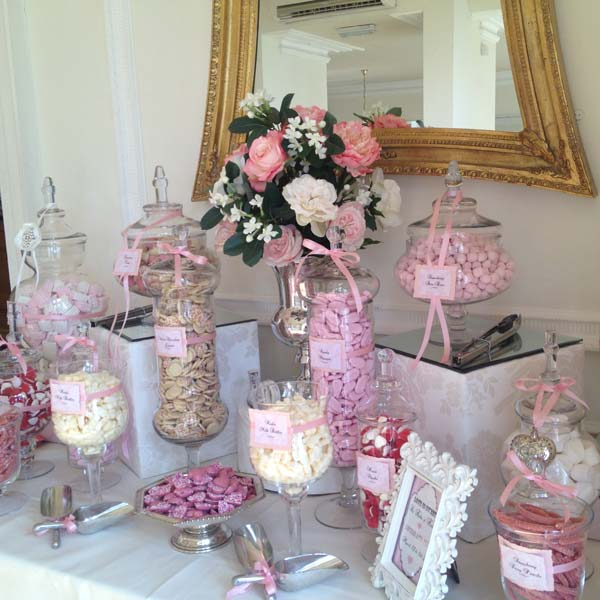 Candybuffetwedding  Candy Buffets l Sweetie Tables l Dessert Tables l Handmade truffles and