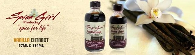 Vanilla Extract Spice Girl Products