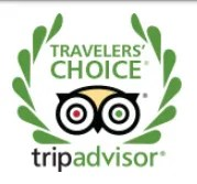 Travellers' Choice Trip Advisor