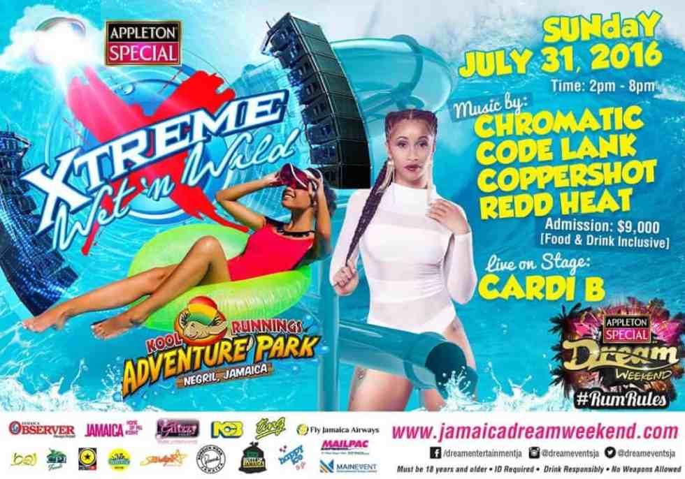 Xtreme Wet n Wild