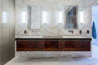 Luxurious Ultra-Modern Master Bath | Kemah, TX | 2016 ...