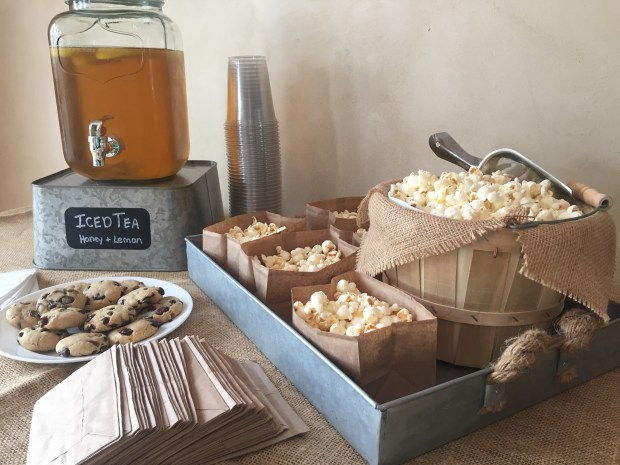 Simple Guide to Serving Food at Your Open House | Sweet Lane Events