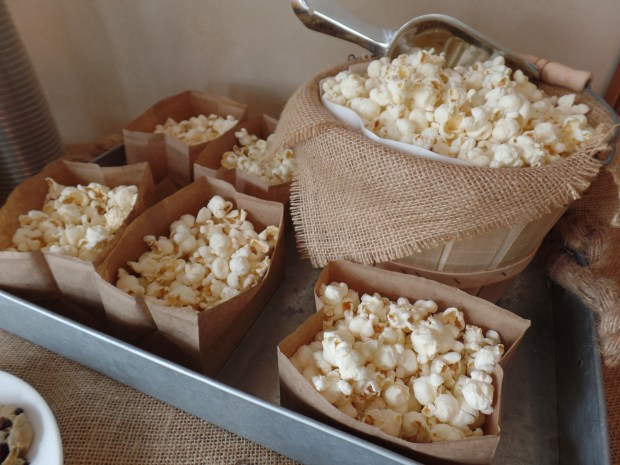 The Salty | Popcorn | Simple Guide To Serving Food at Your Open House