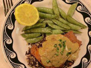 El Tovar - Steelhead Trout, gluten free dinner