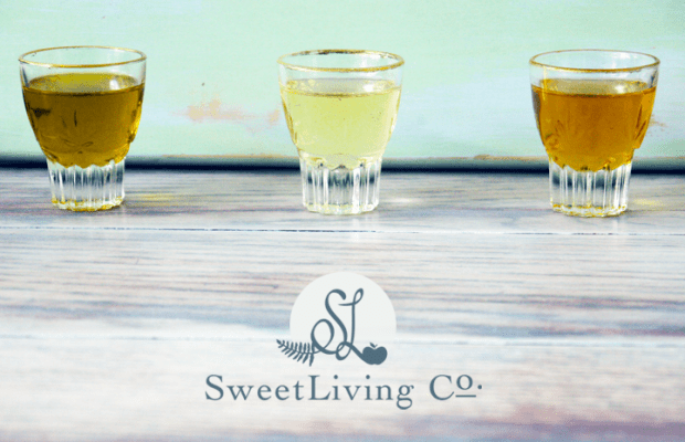 Sweet Living Company Natural Anti-aging Cold-pressed Oils