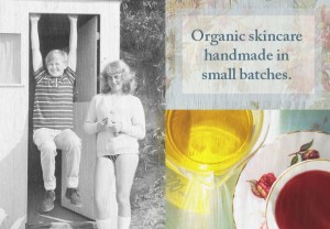Handmade Boxes - Sweet Living Company Handmade Organic Heritage Anti-aging Skincare Products