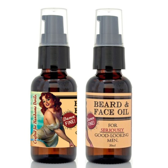 Beard Oil for seriously impressing the ladies. Handmade with pure and natural ingredients. By Sweet Living Co. Made in Canada. Vegan, pure, all-natural.