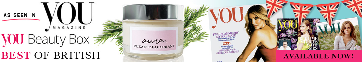 NEW Aura Clean Deodorant AVAILABLE NOW!