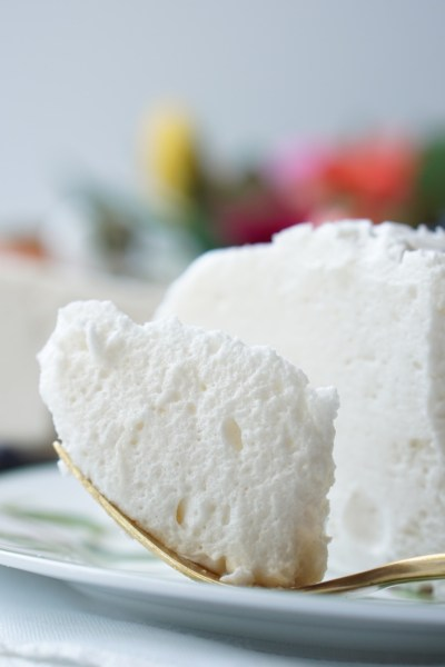 Healthy, Low-Calorie Breakfast Marshmallow Dessert (for when the number on your scale is HIGHER than you'd like it to be…)