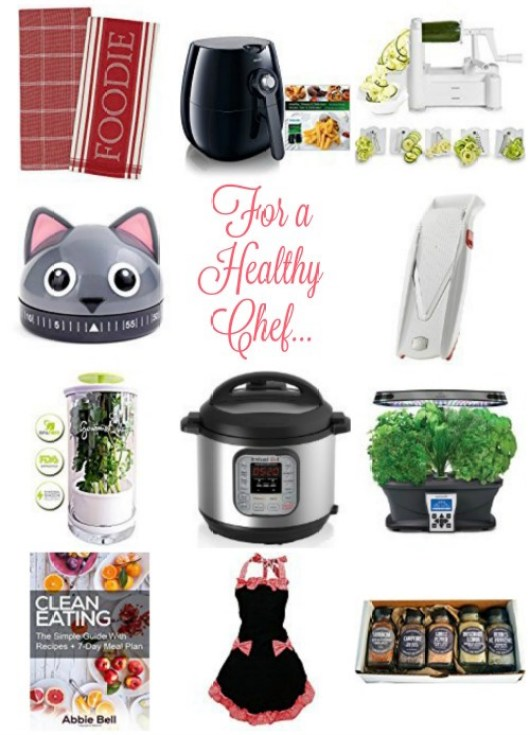 Healthy Chef Gifts