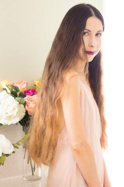 6 Easy Steps to Growing Your Hair Long!
