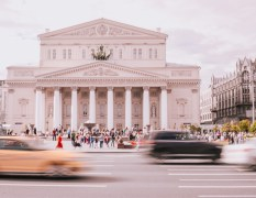 The Bolshoy - the Moscow's Must-Visit