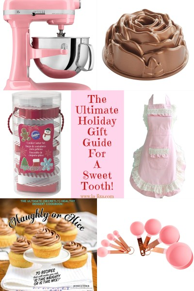 THE ULTIMATE GIFT GUIDE FOR A SWEET TOOTH!