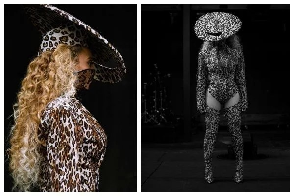 Sweetloaded Beyonce-Is-All-Shades-Of-Fierce-In-Leopard-Print-Leotard [PHOTOS] Beyonce Is All Shades Of Fierce In Leopard Print Leotard gist News Others