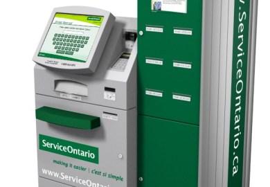 Serviceontario Ca Find Services