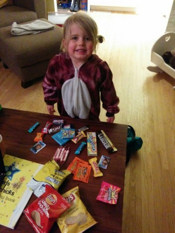 Boo! - Why i'm a mean mom on Halloween