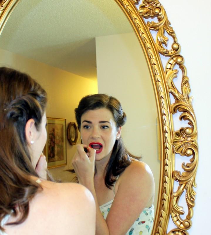 The Artful Dodger - Makeup as message// SweetMadeleine.ca