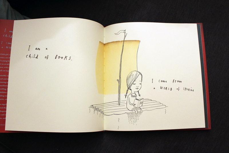 A Child of Books- SweetMadeleine.ca