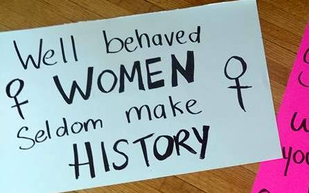 Why We Marched- SweetMadeleine.ca