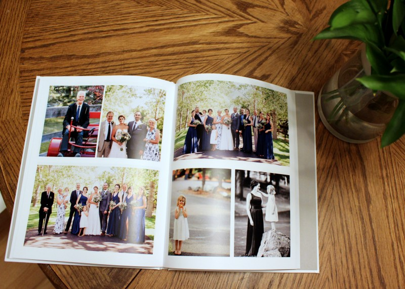 My Easy Peasy Family Yearbook System - SweetMadeleine.ca